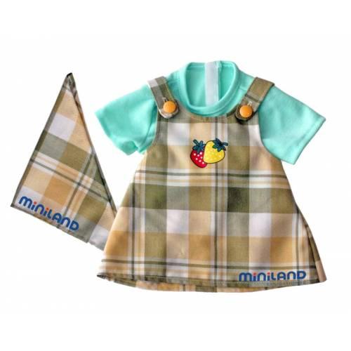 Sarafan si bluza papusi 32 cm Miniland