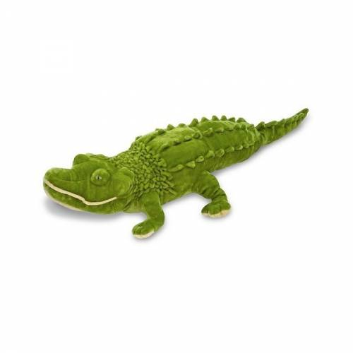 Crocodil gigant din plus Melissa and Doug