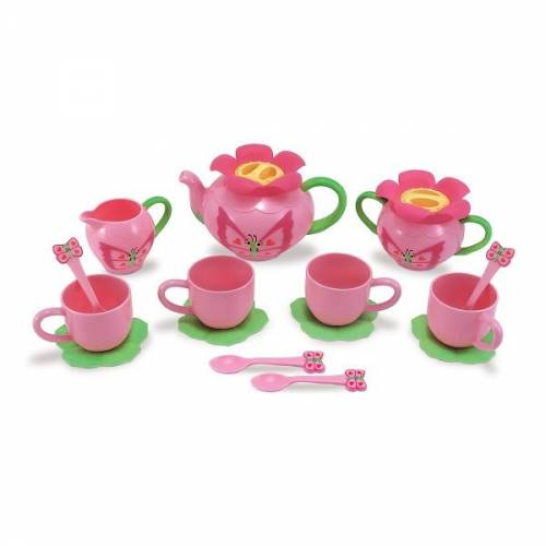 Set de ceai de jucarie Bella Butterfly - Melissa and Doug