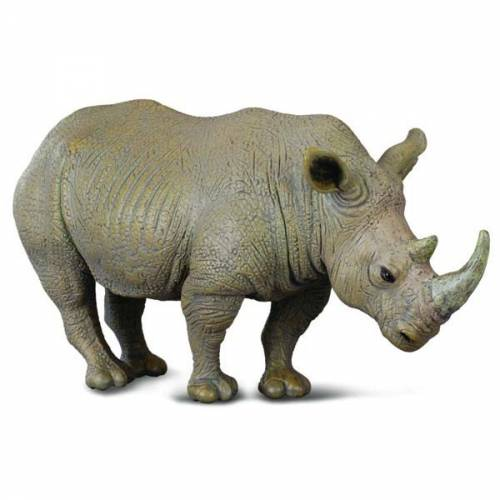 Figurina Rinocer alb L Collecta