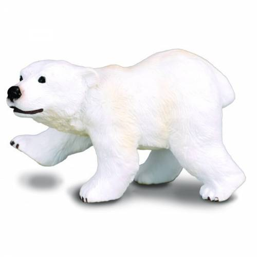 Figurina pui de Urs Polar S Collecta