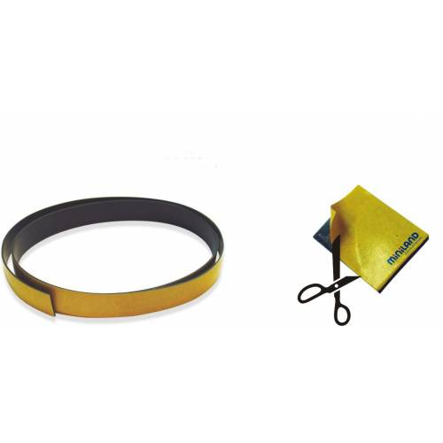 Banda magnetica adeziva 1 metru Miniland