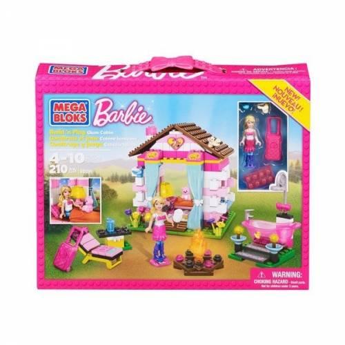 Mega Bloks - Barbie Glam Cabin