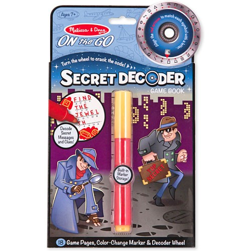 Decodorul de secrete Melissa and Doug