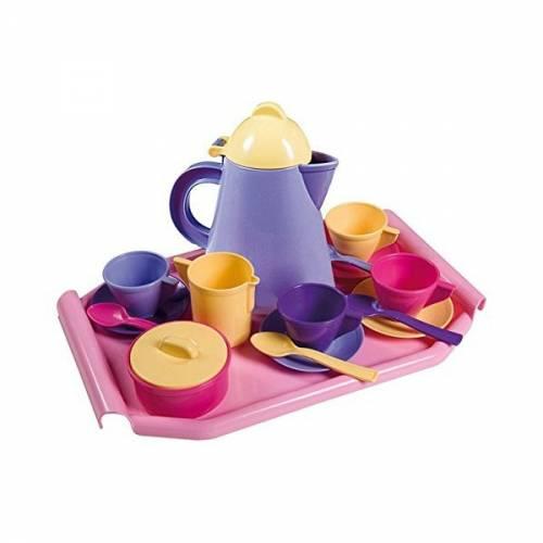 Set mic dejun cu tava Androni Giocatolli