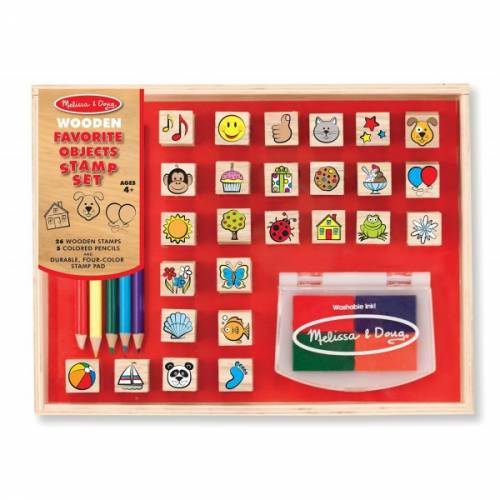 Stampile Obiectele preferate Melissa and Doug