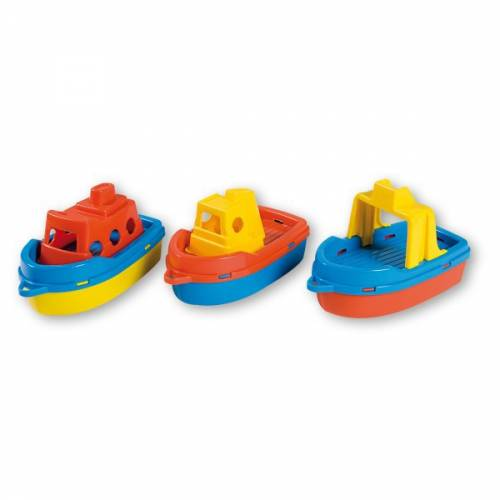 Set 3 barcute Aqua Androni Giocattoli
