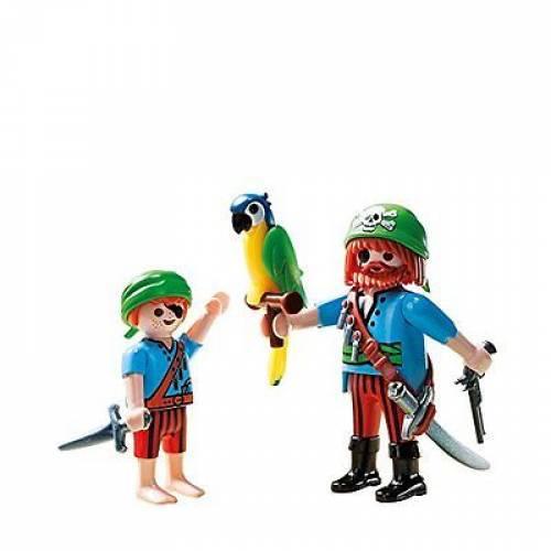 Set 2 Figurine  - Prieteni Pirati