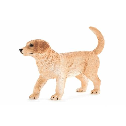 Figurina Catelus Golden Retriever