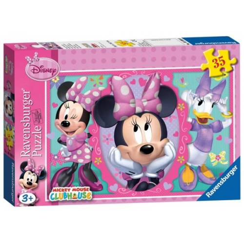 PUZZLE MINNIE MOUSE, 35 PIESE