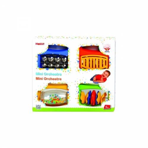 Set jucarii muzicale Mica Orchestra  Halilit RP6005