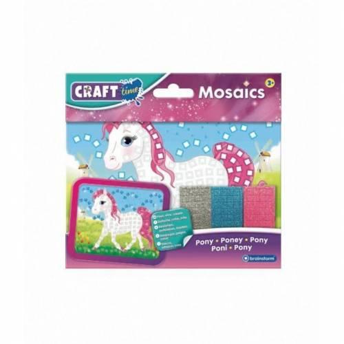 Kit Mozaic Mini Ponei Brainstorm Toys C7002