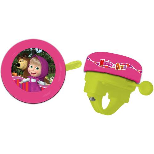 Sonerie bicicleta Masha and The Bear Eurasia 80211