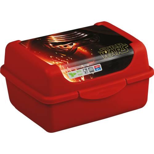 Cutie depozitare alimente Click Box Star Wars 0.35 l  Lulabi 7053704