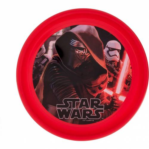 Farfurie plastic Star Wars Lulabi 8340501