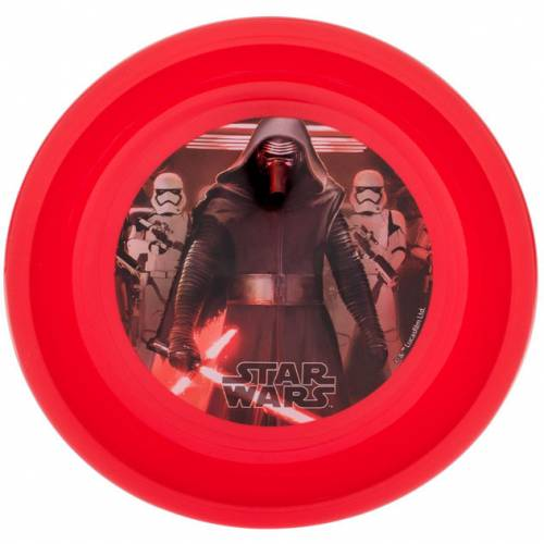 Farfurie adanca plastic Star Wars Lulabi 8340502