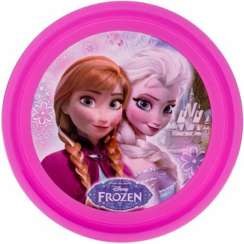 Farfurie plastic Frozen Lulabi 8006201
