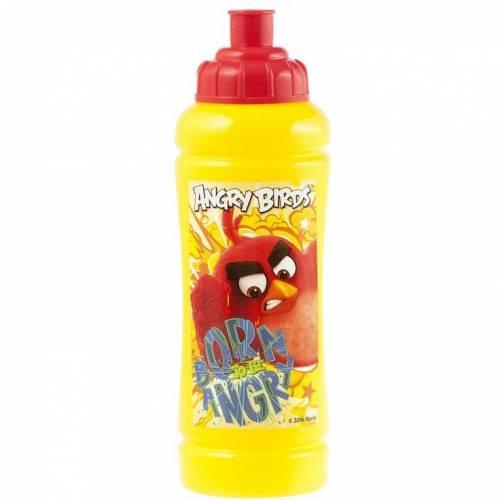 Sticla apa plastic Angry Birds Lulabi 8161100