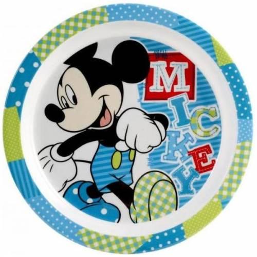 Farfurie melamina Mickey Lulabi 8775700