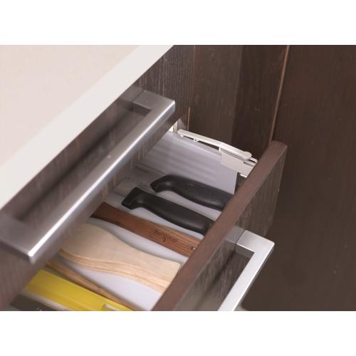 Set sistem de siguranta pentru sertarele inferioare BebeduE 1327