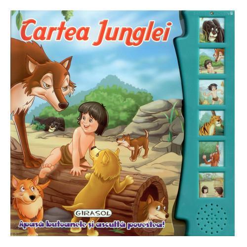 Citeste si Asculta Cartea Junglei