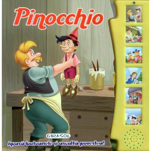 Citeste si Asculta Pinocchio
