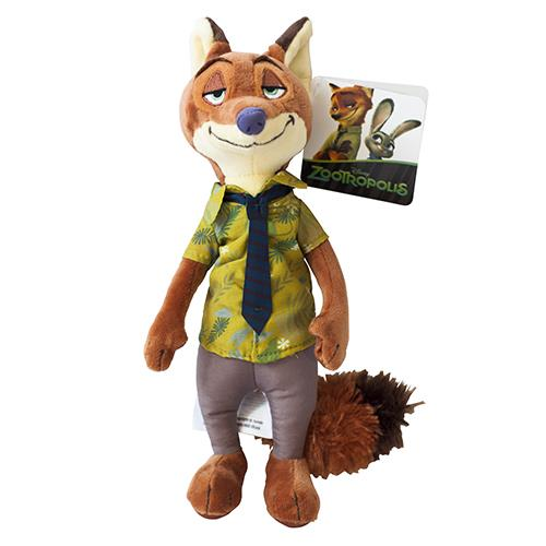 Mascota din Plus Nick Wild 17.5 cm