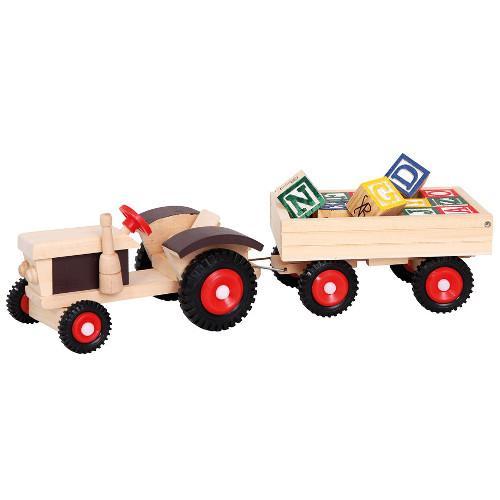 Tractor ABC
