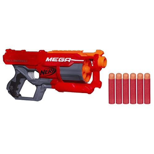Blaster Nerf N-Strike Elite Mega Cyclone Shock