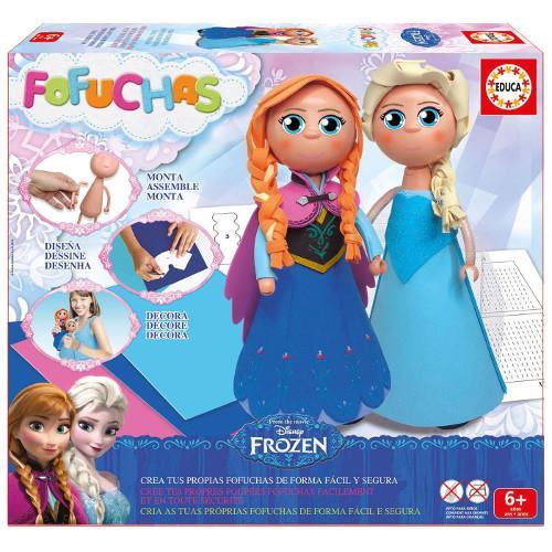 Papusica Fofuchas Frozen