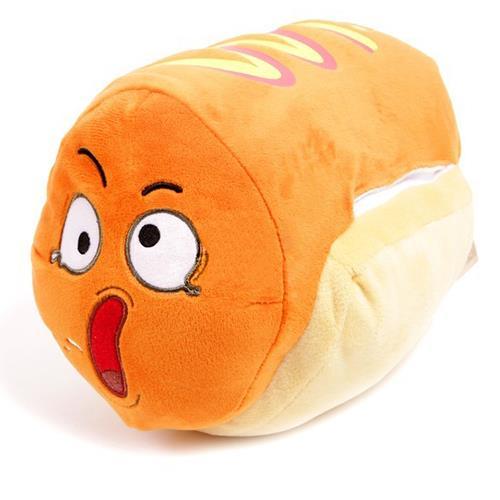 Wha Whaa Whacky Hot Dog