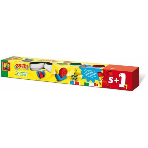 SES Modelaj - Set 5+1 culori