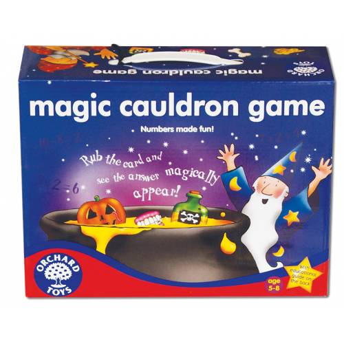 Joc educativ - Cazanul Magic - Orchard Toys (035)