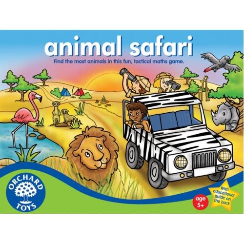 Joc educativ - Safari - Orchard Toys (080)