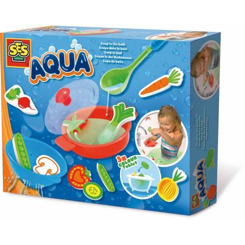 SES Aqua - Poftiti la supa, va rog!