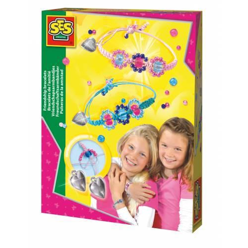 SES Hobby fete - Set creativ - Bratarile prieteniei