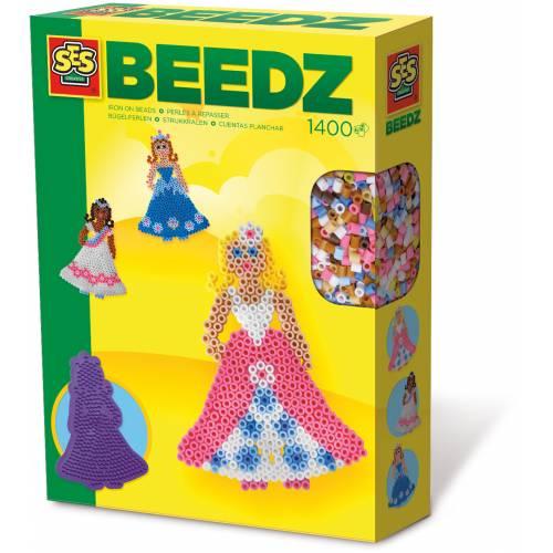 SES Beedz - Set margele - Printese Disney (1400 buc)