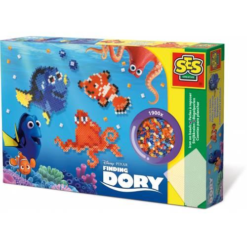 SES Beedz - Set margele - Disney In cautarea lui Dory(1200 buc)