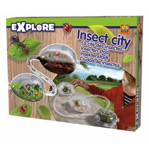 SES Explore - Orasul insectelor