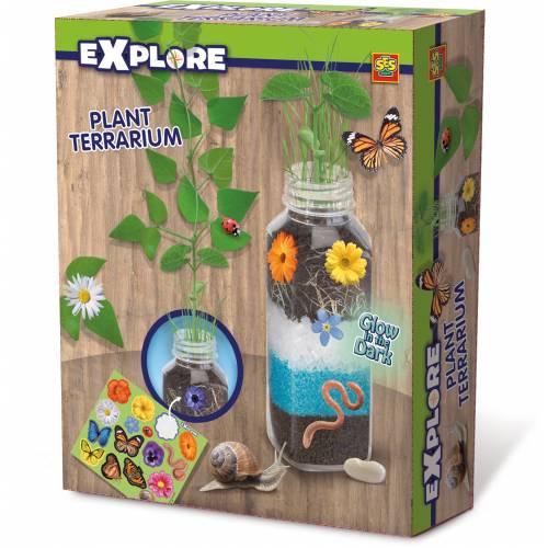 SES Explore - Terariu pentru plante