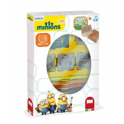 Trusa 4 stampile - Disney - Minioni