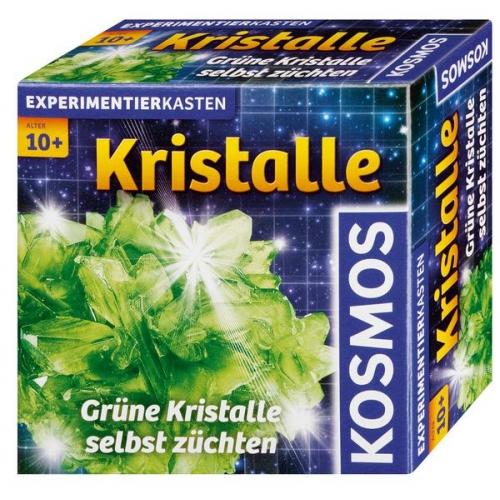 Set experiment - cristale verzi - Kosmos
