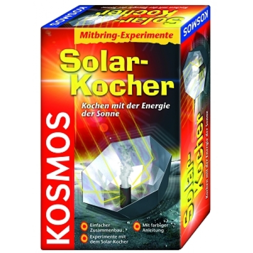 Experimente pentru acasa - Aragaz solar - Kosmos
