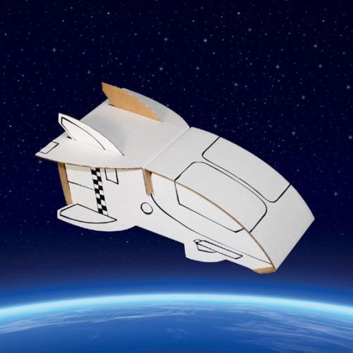Nava spatiala - Calafant