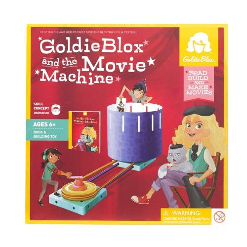 GoldieBlox - Inventii la feminin - Cinema