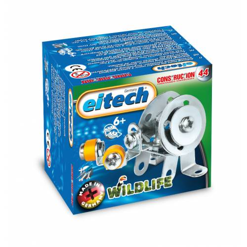 Mini-set constructii metalice fantezie - Melc - Eitech