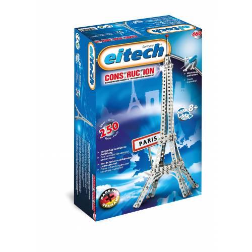 Set constructie - Turnul Eiffel (250 piese) - Eitech