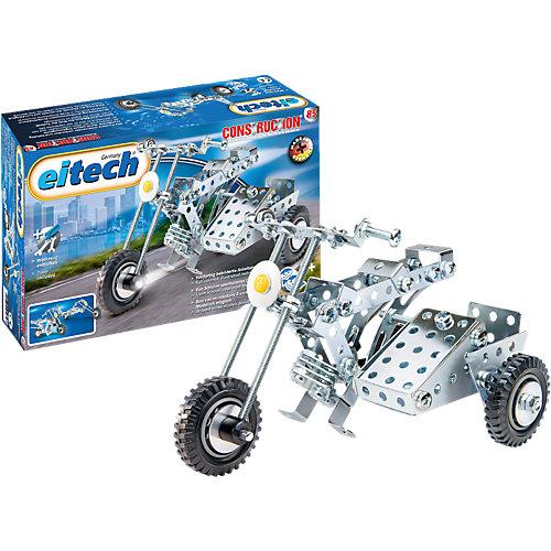 Set constructii metalice - Motocicleta 3 modele - Eitech