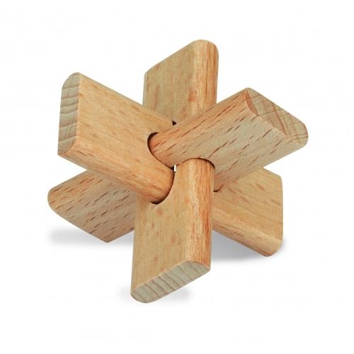Puzzle din lemn - Janod (J01101)