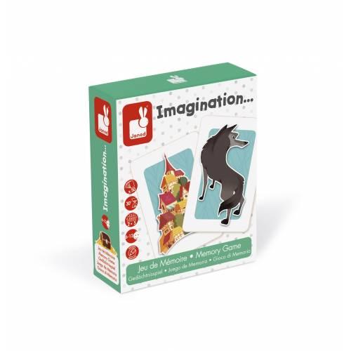 Joc de memorie si imaginatie - Janod